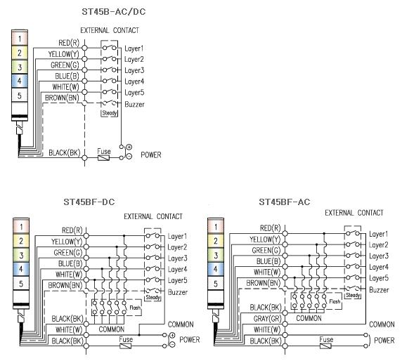 4v110接线图